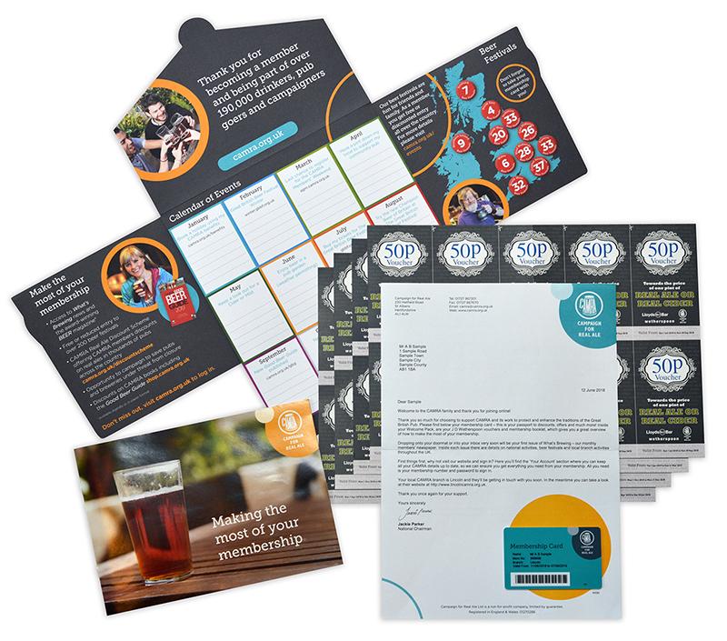 Gift Membership Pack (UK)