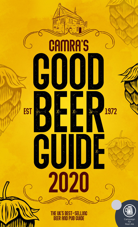 Best Beers 2020 CAMRA's Good Beer Guide 2020   CAMRA shop