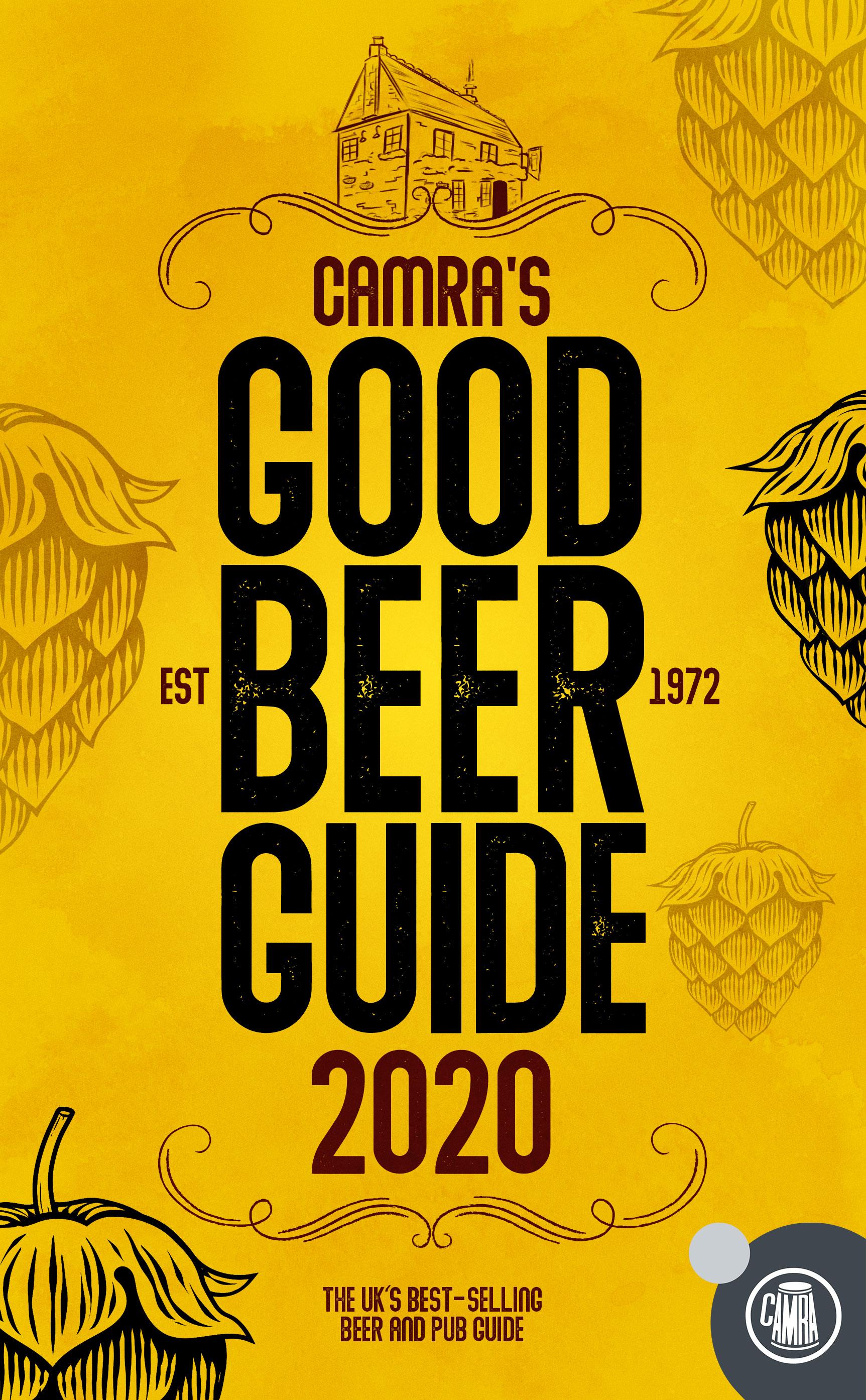 Best Beers 2020 Good Beer Guide 2020   CAMRA shop